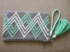 Crochet Case, C2c Crochet, Crochet World, Crochet Shoes, Crochet Purses, Love Crochet, Crochet Crafts, Yarn Projects, Crochet Projects