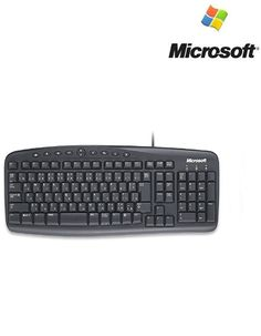 Microsoft Wired Desktop 500 PS/2 Keyboard      Special Price- Rs.941/- Gadgets Online, Electronics Gadgets, Microsoft, Desktop, Computer Keyboard, Ps, Keyboard, Tech Gadgets