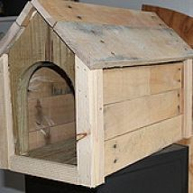 Constructing A Cool Mailbox From A Pallet - For Under $13!