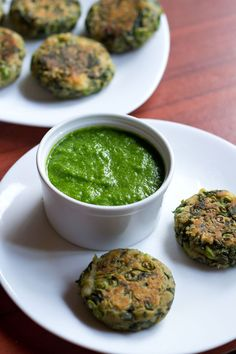 garlic chives chutney @veg recipes of India - if you have not checked out this site, you are missing out.