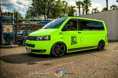 Green Mean Machine