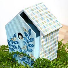 DIY Grand nichoir aux oiseaux