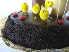 Mona de Pasqua de xocolata- Cuina.cat