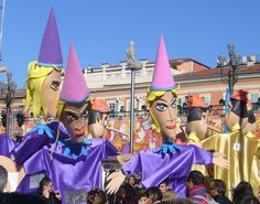 Nice Carnival, a colourful tonic for the winter blues - Lou Messugo Carnival Festival, Ash Wednesday, Holidays Around The World, Twelfth Night, French Riviera, South Of France, European Travel, Amazing Destinations, Cool Places To Visit