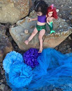 Ariel 2 piece swimsuit @shop_cote