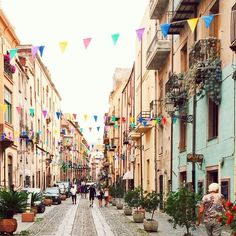 Bosa - Sardinia