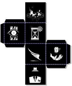 The 6 Skills that surpass human ability (SAYS: the .- Las 6 Habilidades que superan la habilidad humana (DICE: el cubo que lo cambia t… The 6 Skills that surpass human ability (SAYS: the cube that changes everything) - Dice Webtoon, Cyberpunk, Newspaper Background, Plastic Memories, Kids Origami, Printable Scrapbook Paper, Fantasy Comics, Learn Art, Fun Comics
