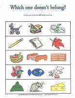 Hide and Seek   Free Critical Thinking Worksheet for Kids   elem