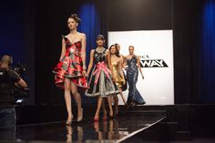 """Duck Tape on """"Project Runway"""" Don't have time to shop or can't find that perfect dress, just pull out the duck tape and make your own."""