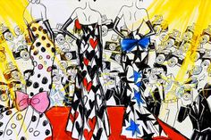 LANCÔME Show by Alber Elbaz – Animated Video