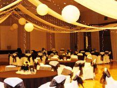 Ugly Gym reception Weddings Do It Yourself Wedding Forums