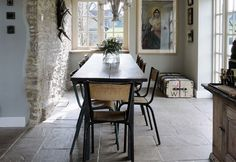 1930s home decor | ... 1930s mirrors and contemporary lighting sit side by side in her going to build this table