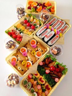 Bento Recipes, Food Garnishes, Cute Desserts, My Best Recipe, Cafe Food, Health Desserts, Creative Food, Japanese Food, Food To Make