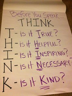 "For my high school classroom- kids were having trouble speaking kindly and this is actually helping! They have been keeping each other in check, asking ""was that necessary?"" when another student disrupts. Love this!"