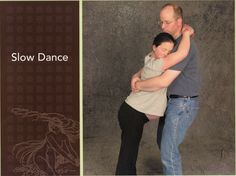 Slow dancing with partner is an excellent way to keep you in an upright position for gravity to help as well as swaying to keep the hips loose and moving for comfort.
