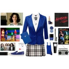 heathers the musical; veronica sawyer