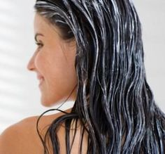 Home Remedies for Dry Damaged Hair, this link pretty much covers the best of home remedies for hair. It tells everything you need and how to use it.