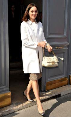 dress like a French girl__Marion Cotillard