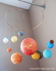 Solar System Mobile Tutorial