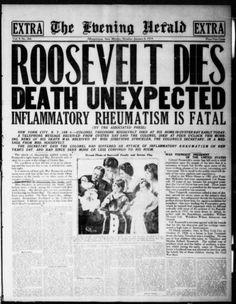 sagamore hill teddy roosevelt desth 1919 | Theodore Roosevelt Dies Jan 6,1919