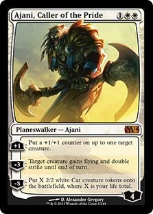 This gets counters AND tokens!! Why would I like this card?... and it's cheap to play as well... buff up your creatures, then BOOM.. lots of kitties tokens... I mean, you'd be happy with lots of kitties wouldn't you??