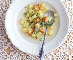 Česneková polévka | Recepty Albert