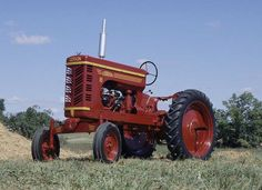 Tractors of the past