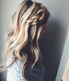 Hair via Instagram @k8smallthings
