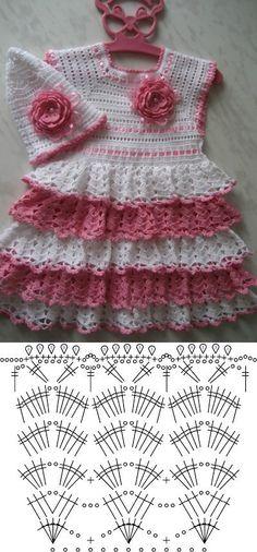 Платье для малышки                                                                                                                                                      Más