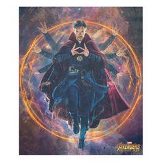 Doctor Strange Portal Poster Maxi marvel