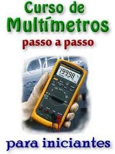 Curso de Multímetros - passo a passo para iniciantes #mpsnet  #conhecimento  www.mpsnet.net Tem como objetivo levar o iniciante em eletrônica a compreender o funcionamento dos Multimetros e suas funções. Veja em detalhes neste site http://www.mpsnet.net/loja/index.asp?loja=1&link=VerProduto&Produto=469