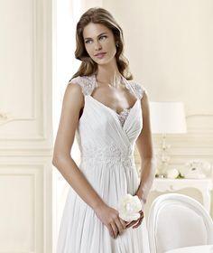 Wedding Dress Nicole DELLA NIAB15082IV 2015