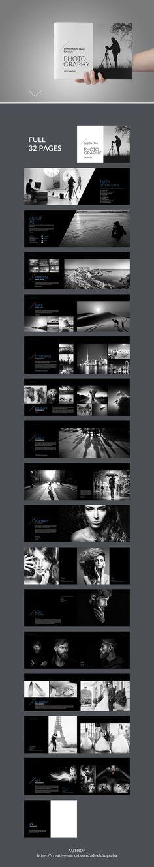 Photography Portfolio - Brochures