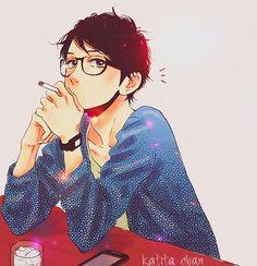 Shishio satsuki (^∇^)My favorite character from this manga.