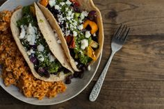 Taco Party Menu | Naturally Ella