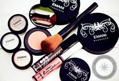 Emani makeup is organic and vegan approved.  A fabulous product - give it a try, available www.lucylane.com.au #makeup #vegetarianandvegancove #healthy #vegan #organic #petaapproved