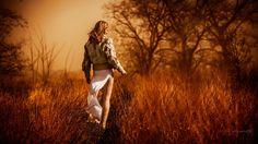 Walking on fire by Jojo Samek on 500px