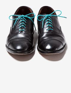 How to Tie Dress Shoes