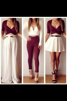 That Middle Outfit !  So Me & Those Pants . Popping