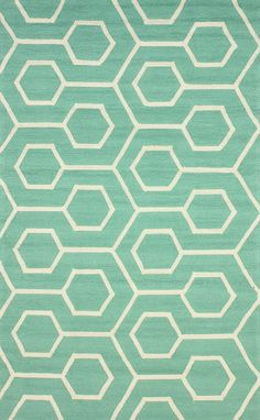 Rugs USA Hacienda Outdoor Trellis Blue Rug. 4th of July Sale! Pick from 1 of 2 promotions to save today! area rug, carpet, design, style, home decor, interior, design, pattern, trend, statement, summer, cozy, sale, handmade, sale, discount, free shipping.