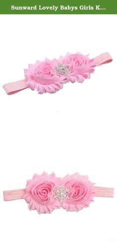 Sunward Lovely Babys Girls Kids Hairband Rag Flower Snowflake Shape Headbands (Pink). Product Features: 100% brand new and high quality. Quantity: 1PC Material: Cloth Weight:8g Size:6cm(Width)x16-26cm(Length) Color:Red,Light Blue,Hot Pink,Orange,White ,Pink,Blue,Brown,Purple,Yellow Material is very soft and comfortable Very cute personality You baby can wearing when take pictures Note: Colors will be different by each monitor and computer please contact me if there is any problems,thank…