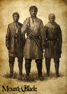 TaleWorlds Entertainment - Mount&Blade II: Bannerlord - Concept Art