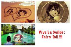Montage Fairy Tail avec Grey et Erza.