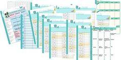 Un classeur cahier de près de 60 pages à organiser et à relier selon votre choix… Vous pouvez sélectionner quelques pages et adapter à votre classe. Certaines pages doivent être imprimées plusieurs fois. Page de garde Intercalaires Liste des élèves Calendrier vacances zones ABC Calendrier (1 page par mois) RDV parents Compte-rendus RDV une …