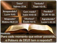 Âncoras para a vida     Promessas de Deus   Para cada momento que estiver passando Deus tem uma promessa!   Neste momento como você está ...