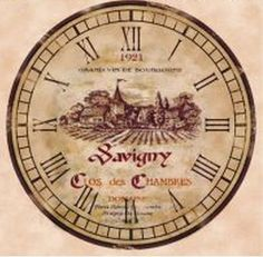 Decoupage para Relógio DR - 12 Ocro - Adesiva - Decoupage - Empório Janial Clock Art, Diy Clock, Vintage Clocks, Vintage World Maps, Clock Faces, Watch Faces, Vector Art, Images, Miniatures
