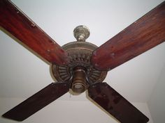 1920 31c emerson electric company of st louis mo usa 56 1920 31 emerson 56 antique ceiling fan mozeypictures Choice Image