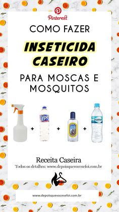 Mata Mosquito, Vivo, Air Freshener, Clean House, Tricks, Cleaning Hacks, Body Care, Life Hacks, Diy And Crafts