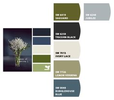 Living Room - Paint colors from Chip It! by Sherwin-Williams.  Ivory lace in walls