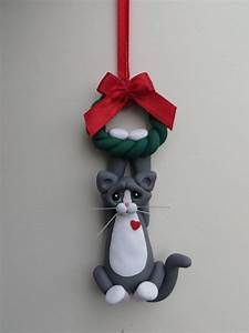 17 Best ideas about Christmas Clay on Pinterest | Polymer clay ornaments, Christmas house ...